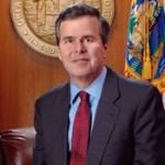 Jeb Bush, fd guvernör Florida Ställer upp