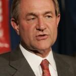 Jim Gilmore, fd guvernör Virginia. Ställer upp.