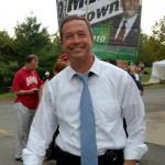 Martin O'Malley guvernör Maryland Ställer upp
