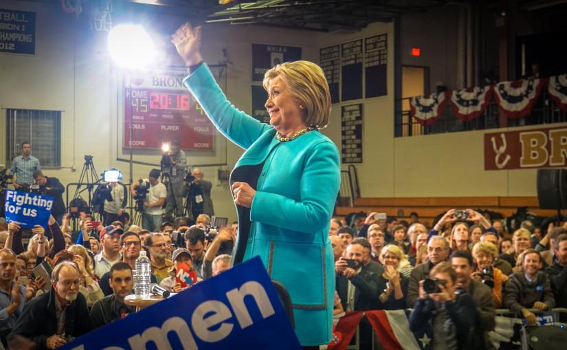 Hillary Clinton historisk