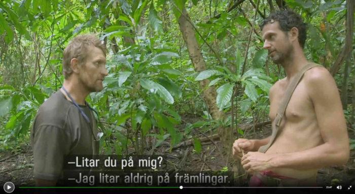 The Island är en realityserie som utspelas på en öde ö i Stilla Havet. (sänds på svt)