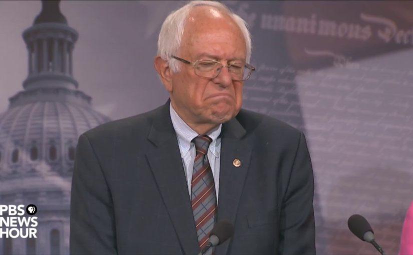 Bernies svar på Trumps budget