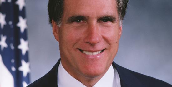 Romney till ledning i antal delegater