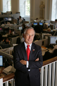 Ska Bloomberg hoppa in i presidentvalet ändå?