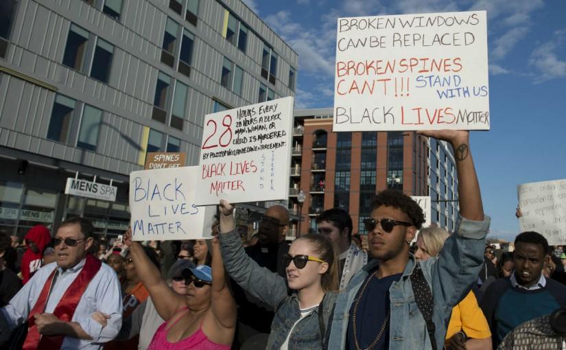 Hur händelserna i Baltimore påverkar presidentvalet