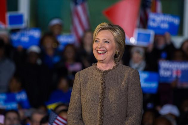 Hillary Clinton i South Carolina. Foto: Hillary For America CC BY-NC-SA 2.0
