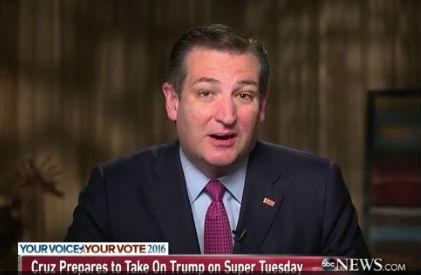 Cruz gillar också att trolla