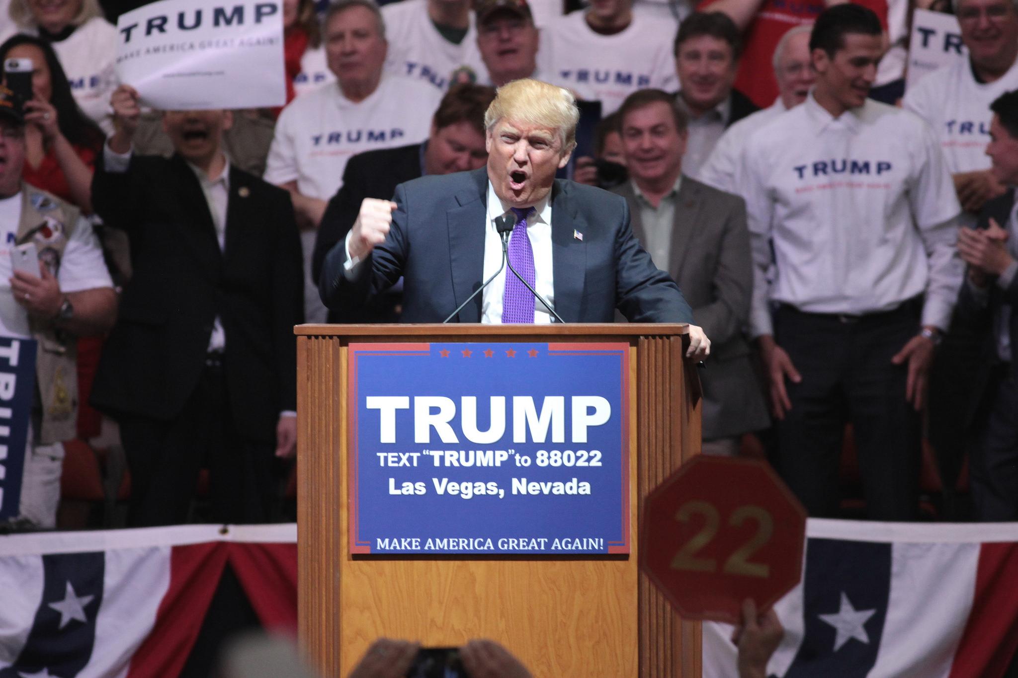 Trump vann Indiana, Cruz hoppar av