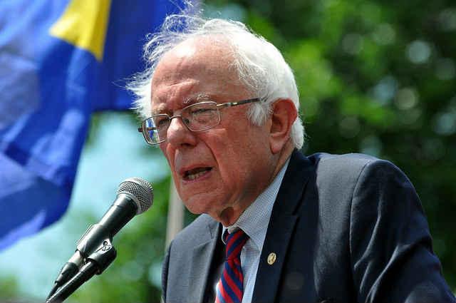 Bernies lagförslag om sjukvård för alla får starkt stöd