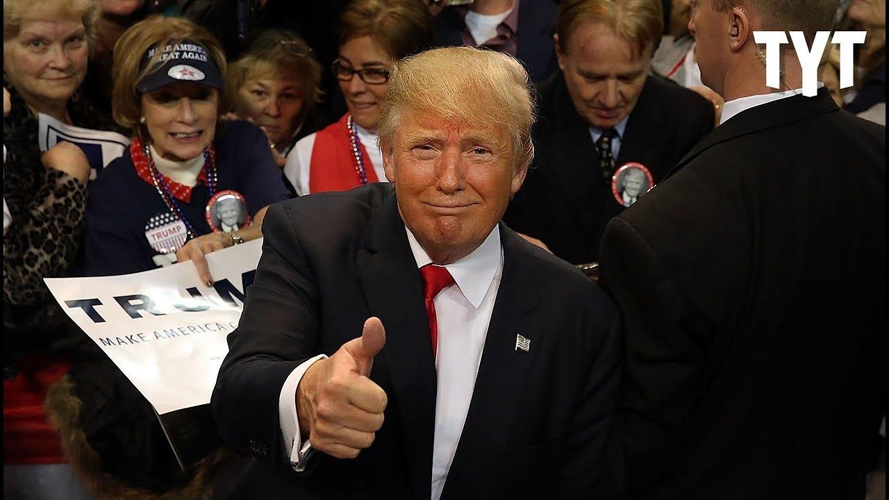 Varför skickade Trump fram Sessions att berätta för pressen om Dreamersbeslutet?
