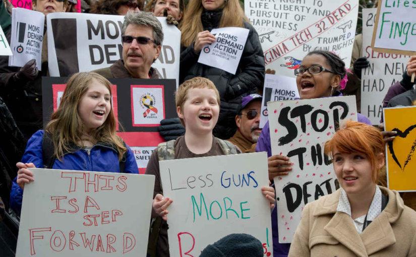 Republikanerna öppnar för att ändra vapenlagarna, men blir det någon skillnad?