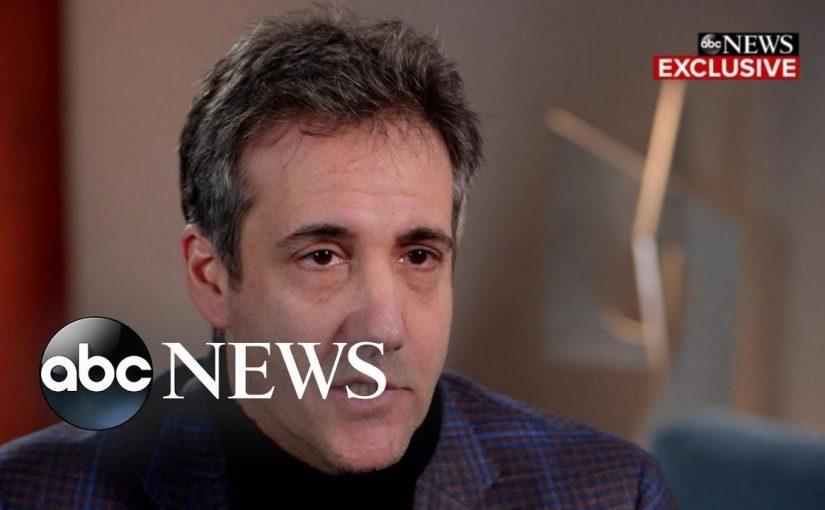 Intervju med Cohen på ABC News