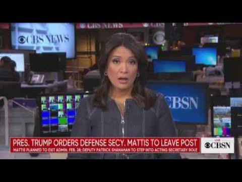 Trump avskedar Mattis