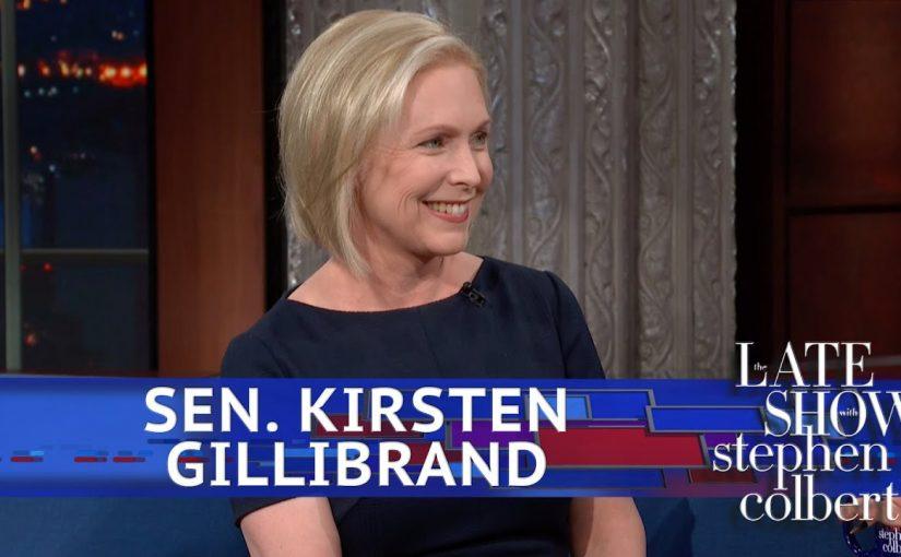 Gillibrand kandiderar officiellt för 2020