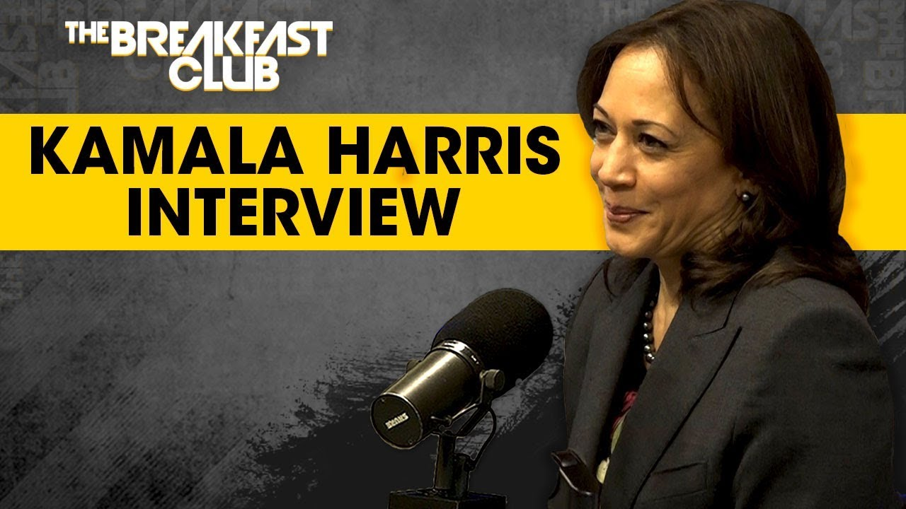 Kamala Harris erkänner att hon rökt marijuana