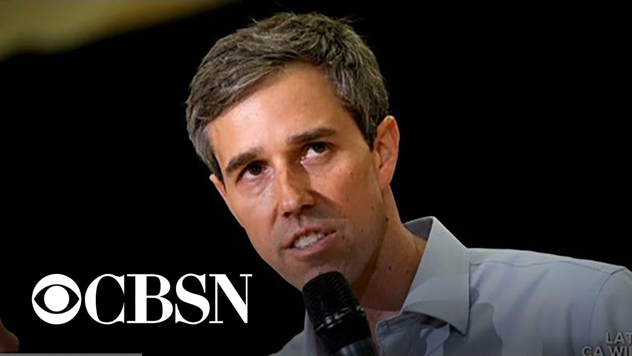 Beto O'Rourke hoppar av presidentkampanjen