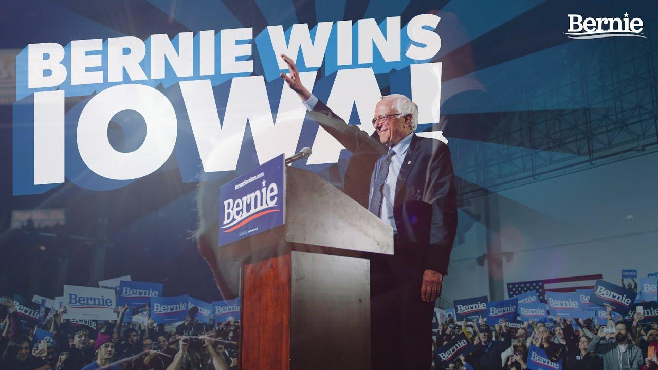 Valresultat Iowa nomineringsmöte 2020