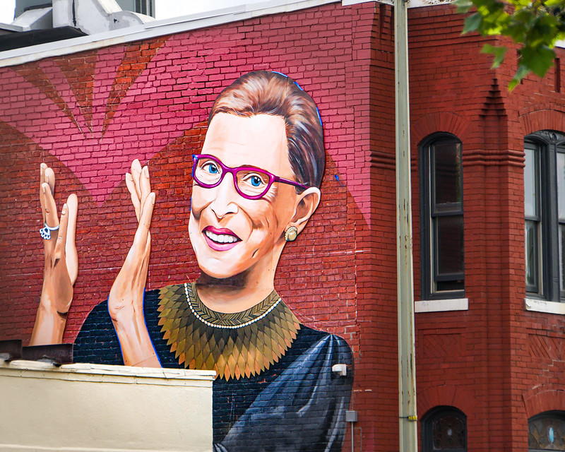 Domaren Ruth Bader Ginsburg har cancer igen