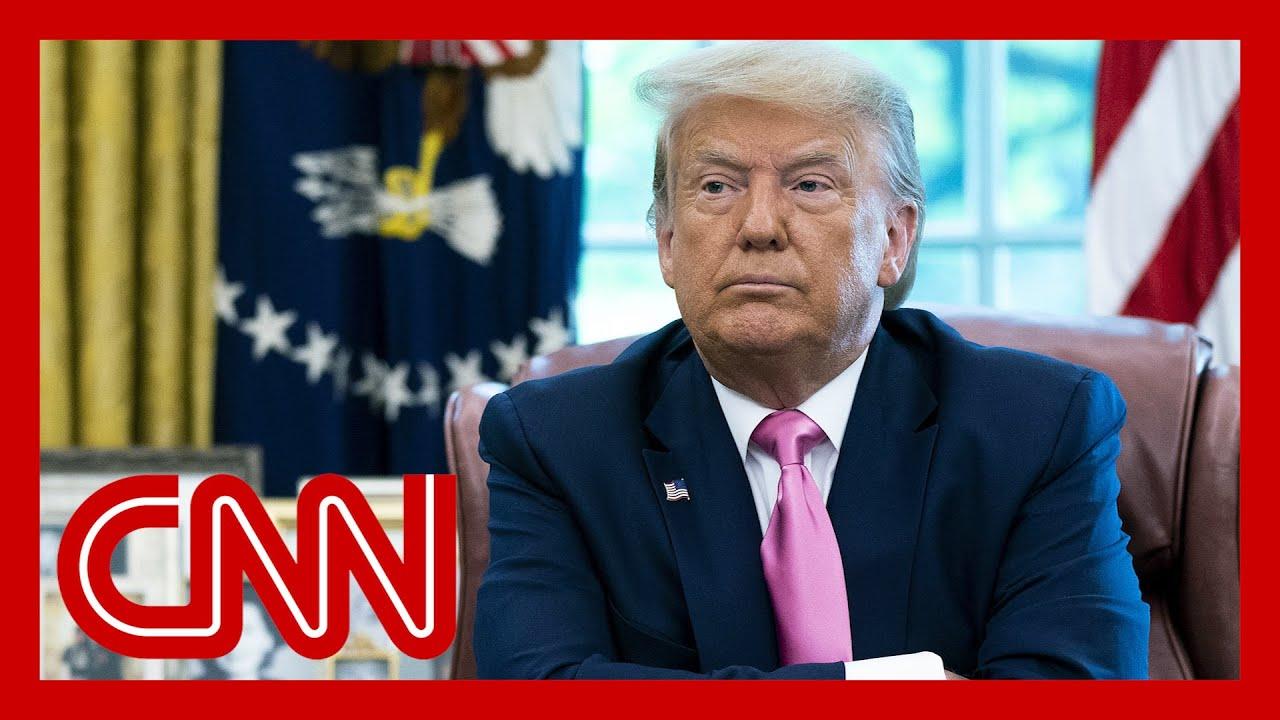 """Trump tycker att ett enkelt demenstest var """"mycket svårt"""""""