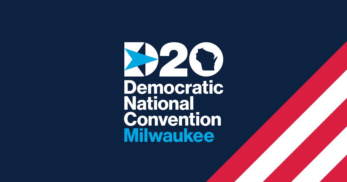 Demokraternas konvent kickas igång