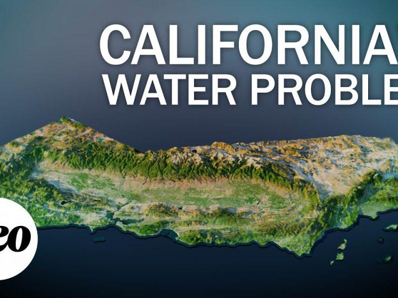 Kaliforniens vattenproblem
