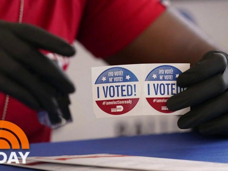 Fler än 22 miljoner amerikaner har redan röstat